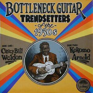 BOTTLENECK-GUITAR-TRENDSETTERS-OF-THE-1930s-180-GRAM-VINYL-LP-R-CRUMB-ART