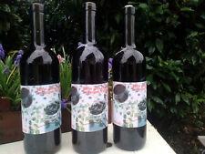 3 Bottiglie Mirto produzione artigianale senza coloranti ne' conservanti.
