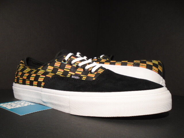 04088a40b72 ... VANS Authentic Pro S Sean Cliver Checkers Gnome Black Yellow WTAPS  Vn-00zrdsi 12 eBay ...
