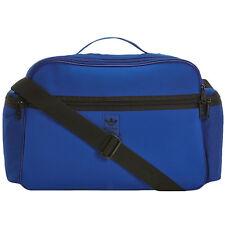 0243b29d5cb2 adidas Originals Tubular Airliner Messenger Bag School Shoulder Bag - Blue