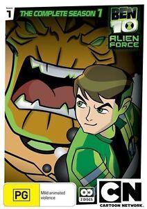 Details about Ben 10 - Alien Force : Complete Season 1 (DVD, 2011, 2-Disc  Set) New Region 4