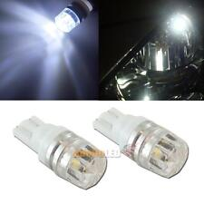 2pcs HID White T10 920 921 6000K LED Bulb for Car Parking City Position Light