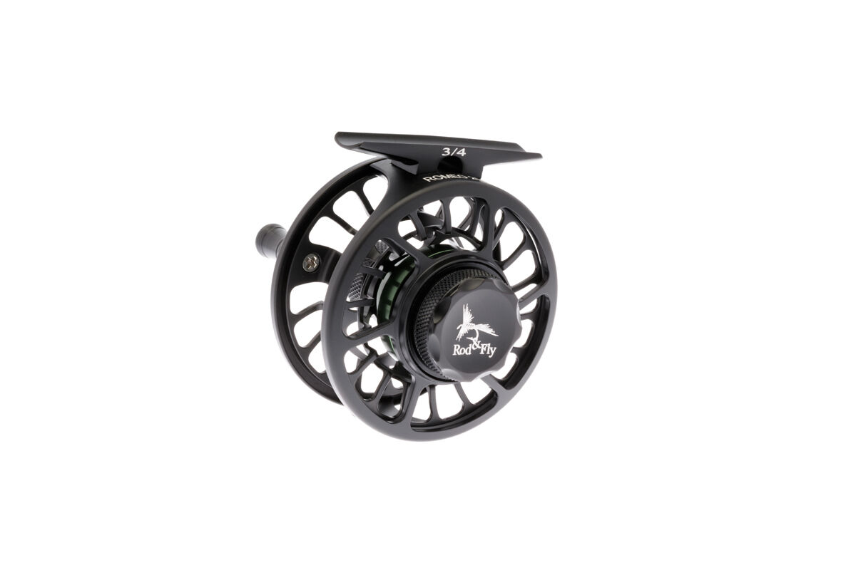 Fly Fishing Reel Ulta Light Discovery Romeo 2020 LA 3 4