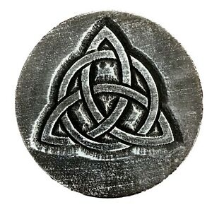 Gothic-casting-mold-Pagan-Wicca-Celtic-reusable-mould-7-75-034-x-3-4-034-thick