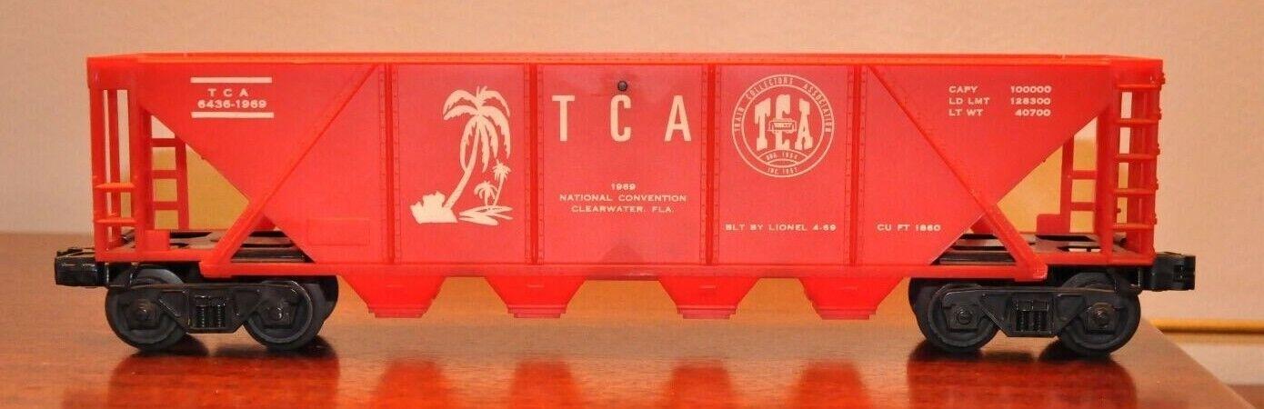 Lionel 64361969 TCA convenzione Hopper AUTONUOVO ma nessuna scatola originale