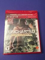 Uncharted Drake's Fortune (ps3)