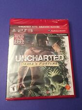Uncharted *Drake's Fortune* (PS3) NEW