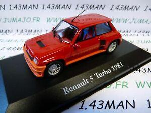 CH12T-Voitures-Mythiques-Atlas-IXO-Chapatte-RENAULT-5-TURBO-1981