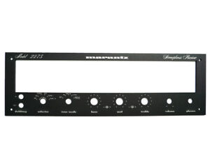 New-Marantz-2275-Receiver-Front-Panel-Faceplate-Face-Plate-B