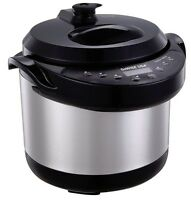 Gowise Usa 3qt Electric Programmable Pressure Cooker/steamer/slow Cooker Gw22614