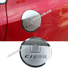 3D Stainless Steel Car Tank Cover for VW CC 2010-2018 Fuel Gas Oil Cap Sticker