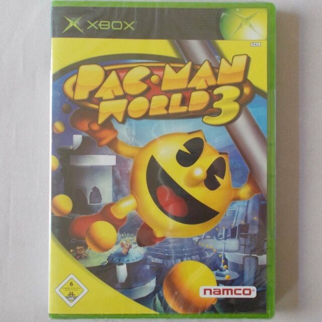 XBOX - Microsoft ► Pac-Man World 3 ◄ NEU & OVP | SEALED