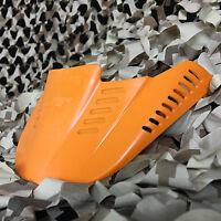 Jt Paintball Proflex Spectra Replacement Mask Goggle Rain/sun Visor - Orange