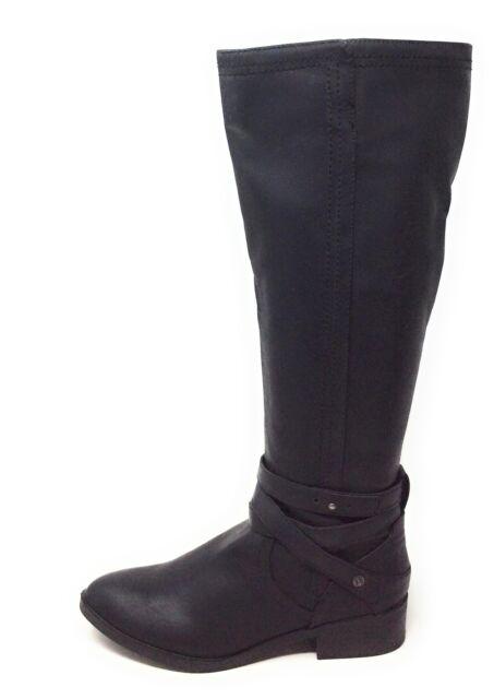 Fergalicious Womens Lennin Knee High Riding Boots Black Size 10 M US
