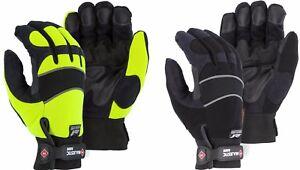Majestic 2145 Winter Hawk Armorskin Insulated Gloves Waterproof