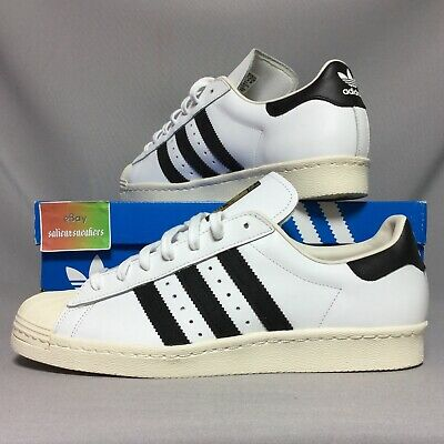 Adidas Superstar 80s UK11 G61070 2016