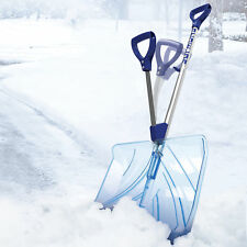 Snow Joe Spring Assisted Handle Shovel | Indestructible | Shatter Resistant