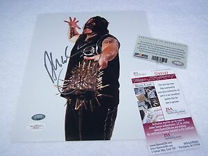 034-MONSTER-034-ABYSS-8x10-SIGNED-TNA-IMPACT-WRESTLING-PHOTO-JSA-CERTIFIED-AUTOGRAPH