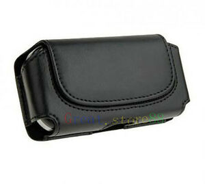 Black-Belt-Leather-Skin-Bag-Pouch-Case-Cover-FOR-Apple-iphone-ipod-itouch-AU-new