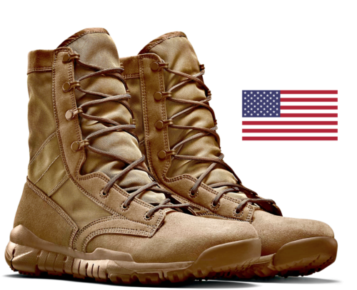 de1432226cae ... free shipping nike sfb special field military tactical boots coyote  brown 329798 990 mens sz 9