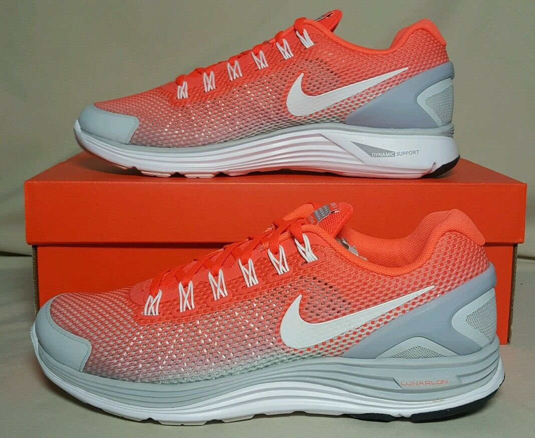 NIKE LUNARGLIDE + 4 BREATHE NEW IN BOX MULTIPLE SIZES 579993 810