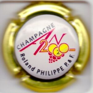 Capsule-de-champagne-Philippe-Roland-Pere-amp-Fils-AN-2000-CTR-OR-20ans-Deja-NEW