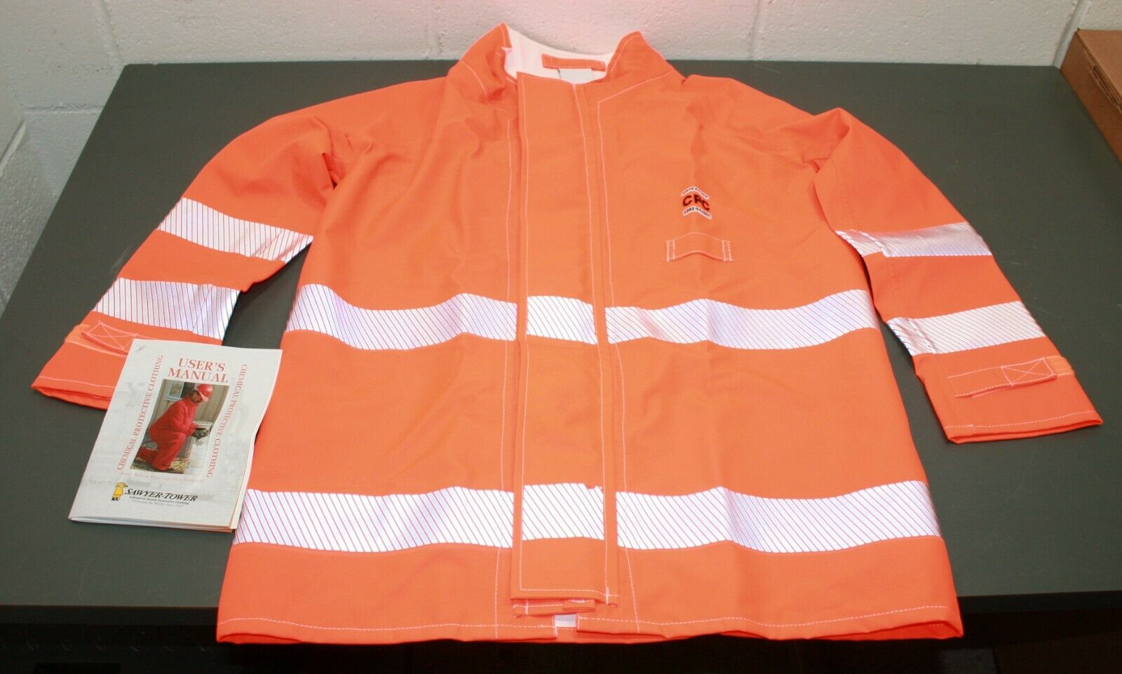 66-68 Contractor Style Coverall Nomex® Arc Flash 5.7 Chemical Protection 6XL