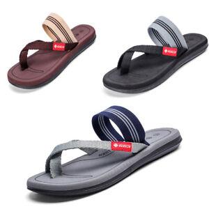 Unisex-Summer-Beach-Sandals-Mens-Womens-Outdoor-Flip-Flops-Flat-Slip-On-Slippers