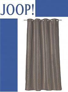B-70029-JOOP-ALLOVER-FERTIGSCHAL-OSEN-SCHAL-VORHANG-GARDINE-140-x-250-021-KITT