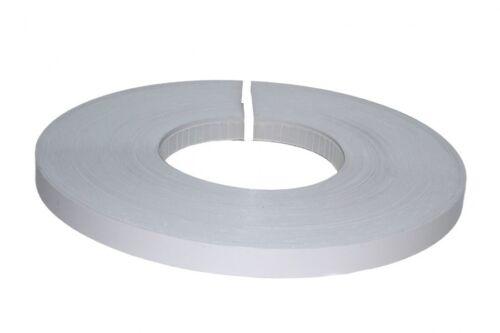 "PVC BRITE WHITE FORMICA CODE 1066B 7//8/""x300' EDGEBANDING PREGLUED"