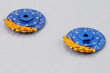 1/10 Aluminum SCALE DISK ROTORS W/ CALIPER For RC Car Truck  Scale Accessories