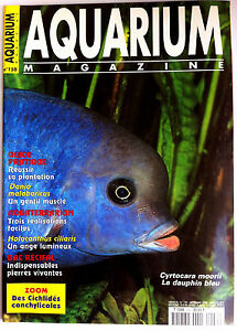 Aquarium Magazine N°150 - Guide Pratique; Réussir Sa Plantation/ Pierres Vivante