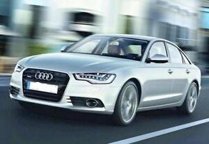 Chiptuning OBD Audi A6 3.0 TDI 204PS auf 290PS/580NM Vmax offen 150KW 4G C7 AAX