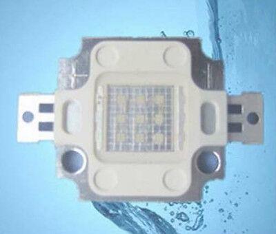 10W UV LED high power led lamp light 390-405nm 70Lm purple led 900mA 11-13.8V