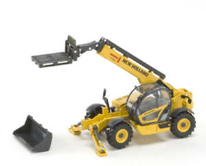 for New Holland LM1745 telescopic forklift 1//50 DIECAST MODEL FINISHED CAR TRUCK
