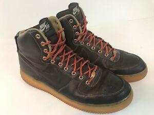 7ed9f33b51b Sole Uptown 315121 1 Gums Nike 203 Brown Sneakers Air Force 07 High w6wqZAxO
