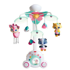 Tiny Princess Tales Soothe N Groove Baby Mobile