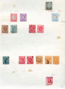 Kenya-Uganda-amp-Tanganyike-KE-7th-to-KG-6th-collection-on-4-pages-2018-11-03-03