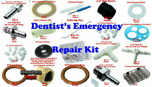 Dentist's Emergency Dental Equipment Repair Kit (DCI #8071)