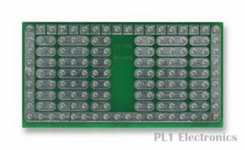 24.76MM X 46.99MM Roth ELEKTRONIK RE942-S2 Distribuidor Breadboard