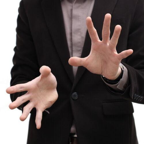 2XMagic Truc en caoutchouc Trick Astuce Vanish apparaissant Props doigt.jh