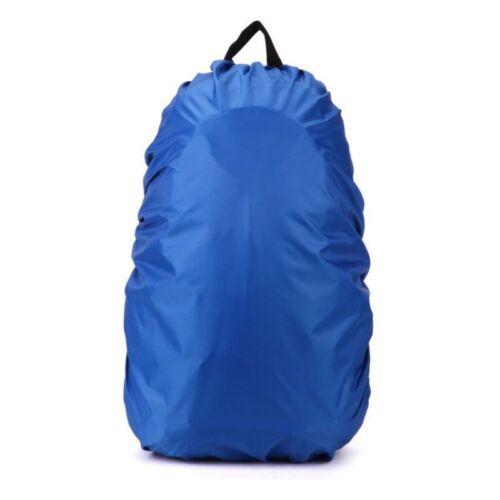 UK Waterproof Dust Rain Cover Travel Hiking Backpack Camping Rucksack Bag Covers