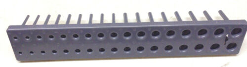 """Professional Stand Up 3pc 1//4 3//8 /& 1//2/"""" Drive Metric Sockets Trays Holders Set"""