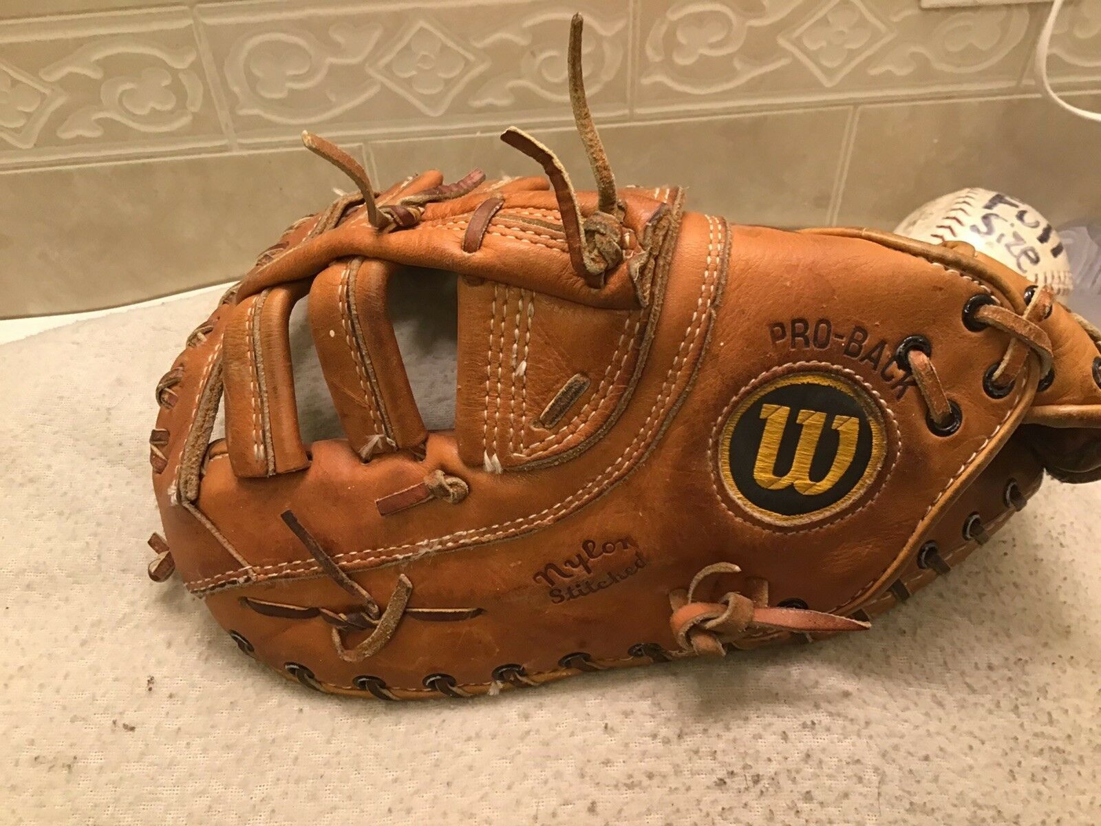 Wilson USA A2000 A2800 Baseball Softball First Base Mitt Left Hand Throw