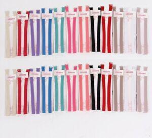 1.2 CM Dusky Pink Bra Straps Adjustable Detachable Hook Pair FREE P/&P UK