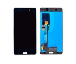 Bildschirm Touch LCD Vollständig Für Nokia 6 Schwarz Ohne Rahmen / Ta- 1000 1003