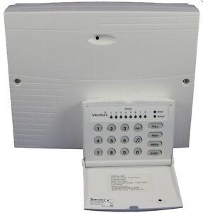 Texecom Veritas R8 Alarm Kit Inc Rkp Remote Keypad