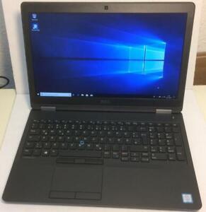 Ultrabook-Dell-E5570-i5-6200U-2-8GHz-256SSD-8GB-RAM-15-6FHD-AKKU-EXELENT-DE-TAS
