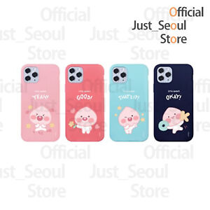 Official KAKAO Friends Little Apeach Lovely Day Soft Phone Case +Free Tracking