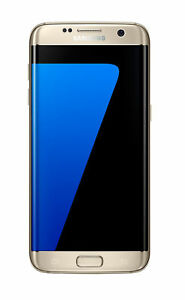 Samsung Galaxy S7 Edge 32gb Gold Platinum Unlocked Smartphone